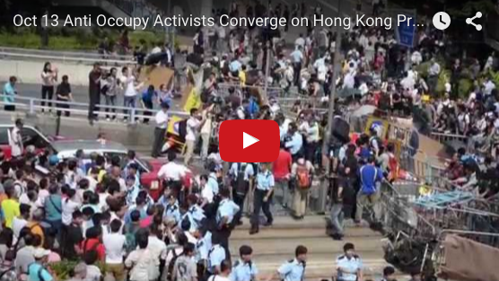 Anti-Occupy Activists Take Action