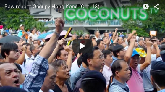 Coconuts TV – Hong Kong Protest Piece